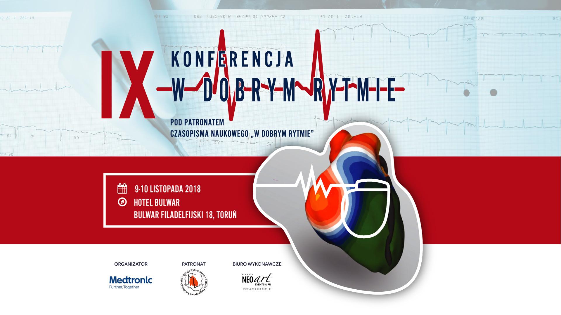 IX Konferencja W Dobrym Rytmie
