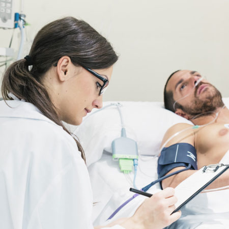 Leczenie przeciwkrzepliwe w migotaniu przedsionków u chorych z wadą zastawkową serca